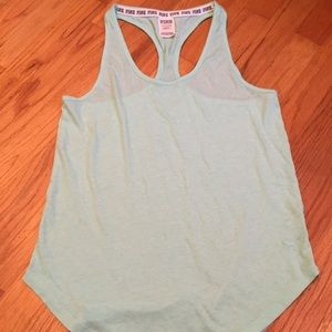 VSPINK muscle tank